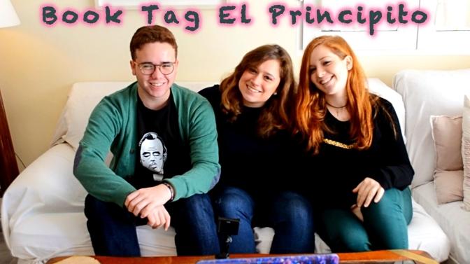 Book Tag El Principito