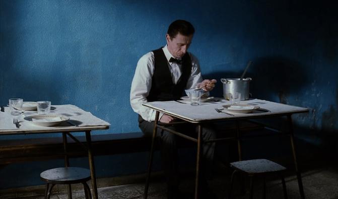 Aki Kaurismäki y la más pura decadencia en O Tasqueiro (cortometraje)
