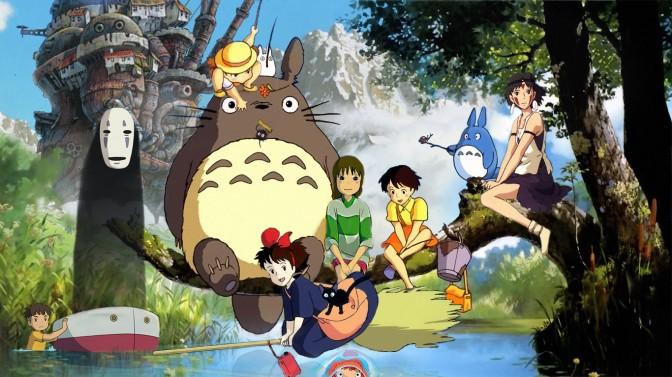 Nueve razones por las que elegir Ghibli frente a Disney