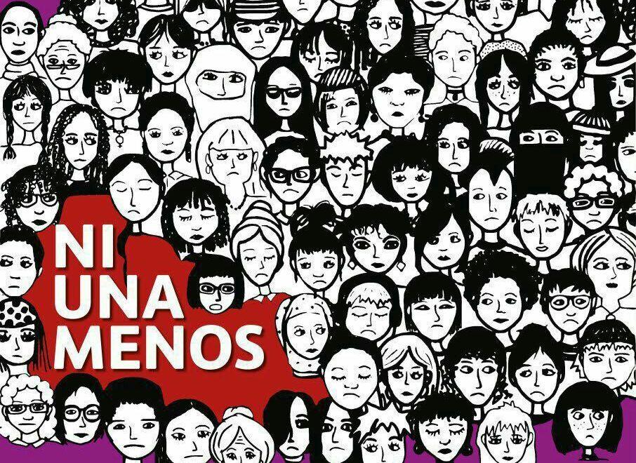 25N 2017 Ni una Más. Ni una Menos.