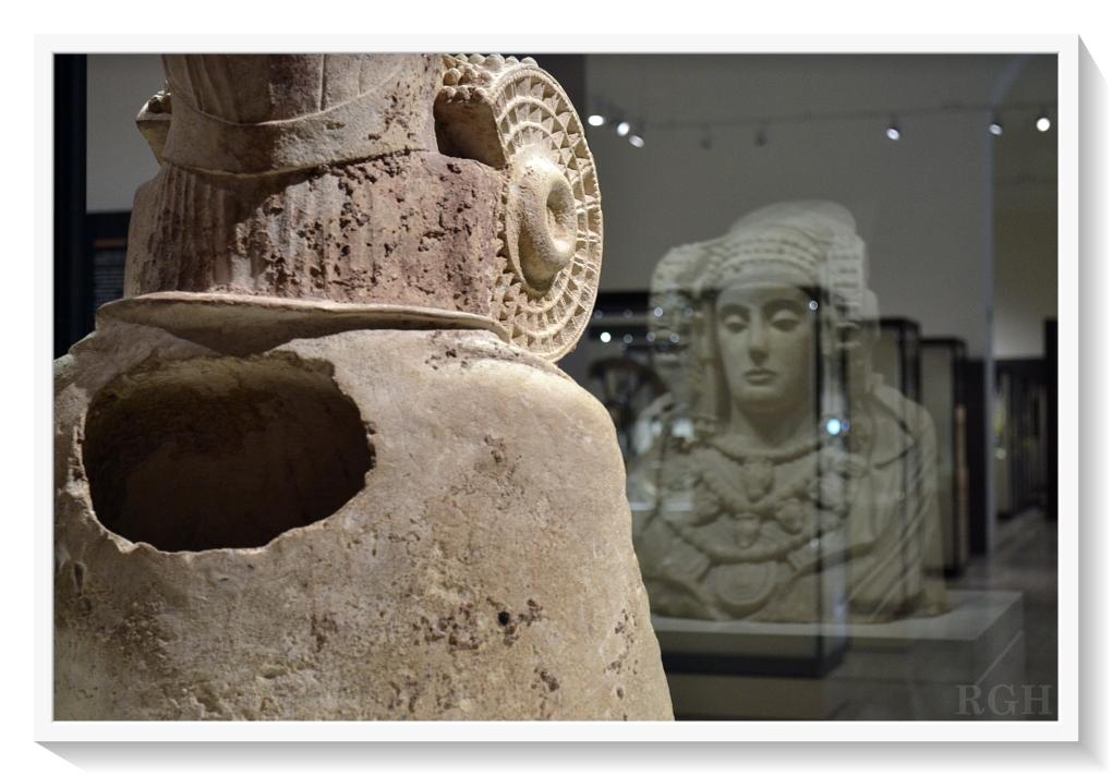 La Dama de Elche. Museo Arqueológico Nacional (MAN)